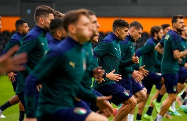 Italy men's football team on record-breaking unbeaten streak - The New Indian Express