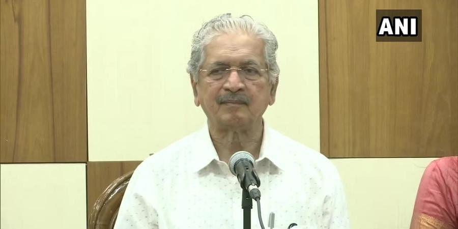 Maharashtra Minister Subhash Desai