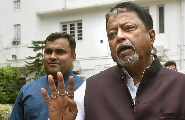 PIL filed in Calcutta HC seeking Mukul Roy's removal from post of Public Accounts Committee chairman