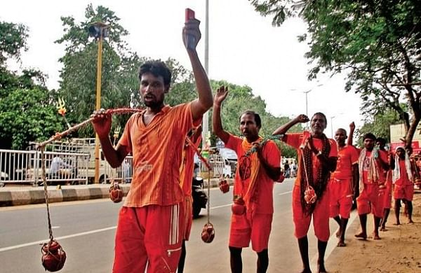 'Right to life is paramount': SC asks UP to reconsider its stand on conducting 'symbolic' Kanwar Yatra