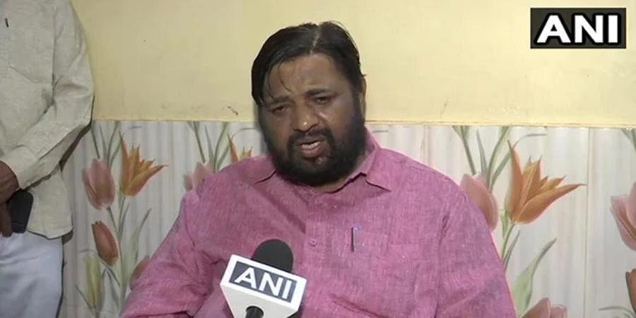 Union Minister Kaushal Kishore