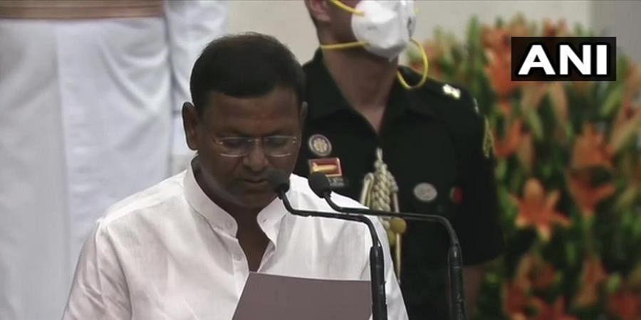 Union Minister Pankaj Choudhary