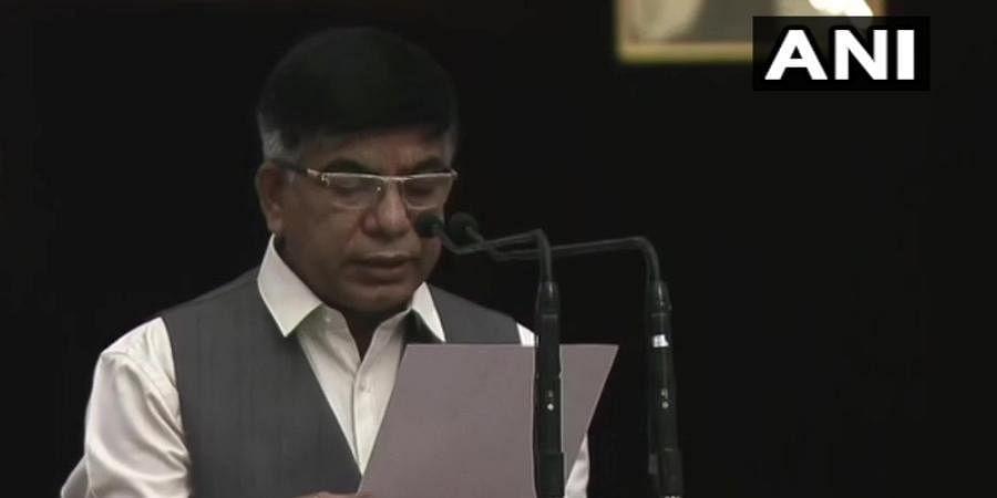 Union Minister Subhas Sarkar
