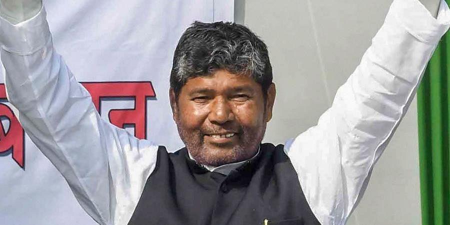 Union Food Processing Minister Pashupati Kumar Paras