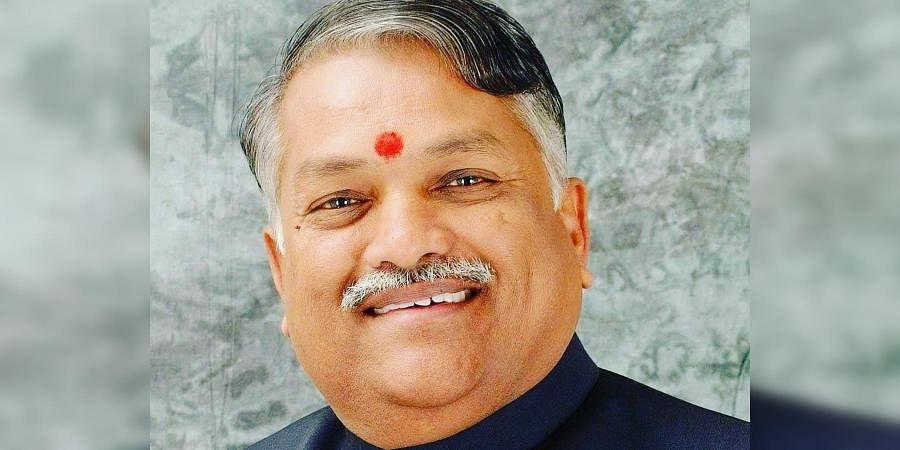 Shiv Sena leader Chandrakant Khaire