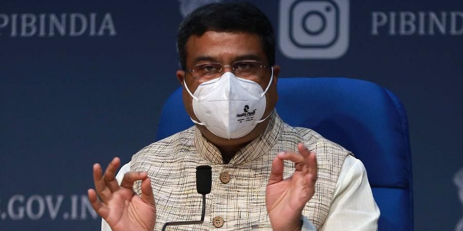 Union Education Minister Dharmendra Pradhan