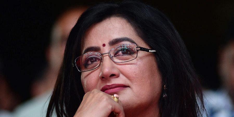 Mandya MP Sumalatha Ambareesh
