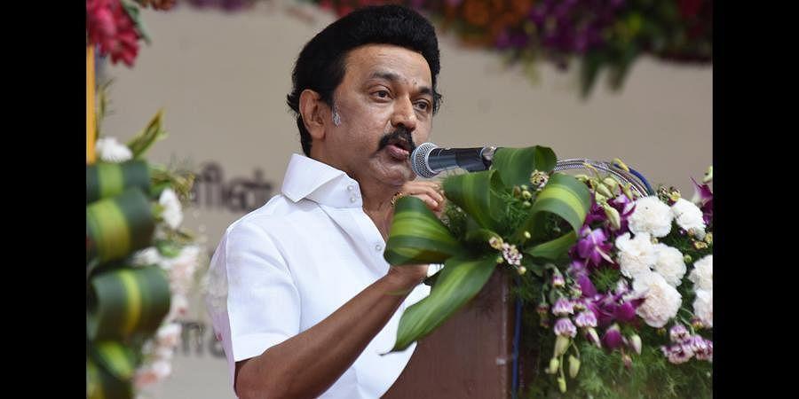 Tamil Nadu Chief Minister MK Stalin. (Photo   Ashwin Prasath, EPS)