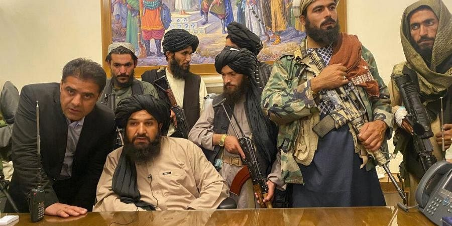 Taliban takeover is world's failure, says UK- The New Indian Express