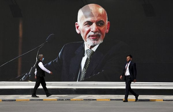 Afghan diplomat claims Ashraf Ghani 'stole' USD 169 million from state funds,  urges arrest- The New Indian Express