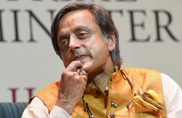 Shashi Tharoor calls for permanent president to head Congress