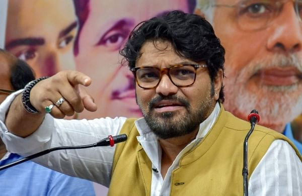 Sulking Babul Supriyo joins TMC weeks after 'quitting politics'remark