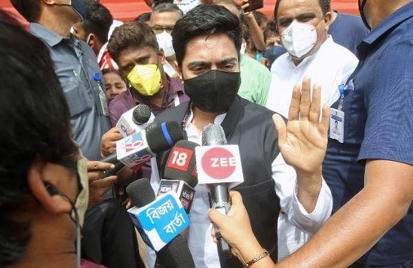 TMC slams BJP for 'attack' on Abhishek Banerjee's car in Tripura