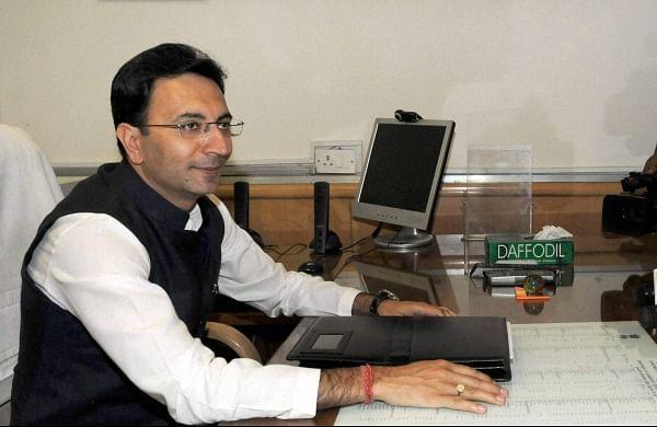 Jitin Prasada becomestechnical education minister in Yogi government