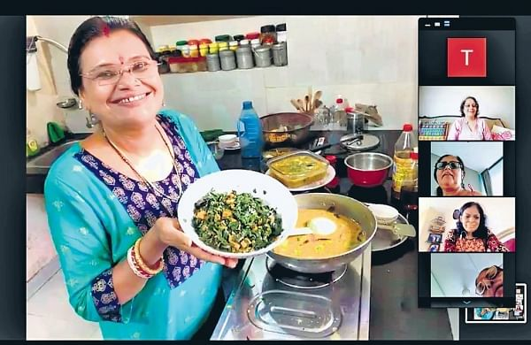 The old new world:Edtech platforms teach senior citizens how to navigate the basics of a digital pr- The New Indian Express