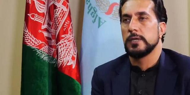 Newly appointed Afghanistan Cricket Board chief Azizullah Fazli