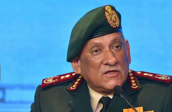 China's tech advances in cyber, space domains most worrisome: CDS General Bipin Rawat