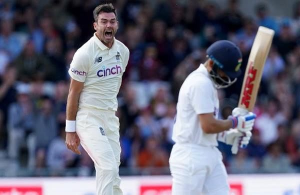Battle against Virat Kohli this year was my favourite, says James Anderson