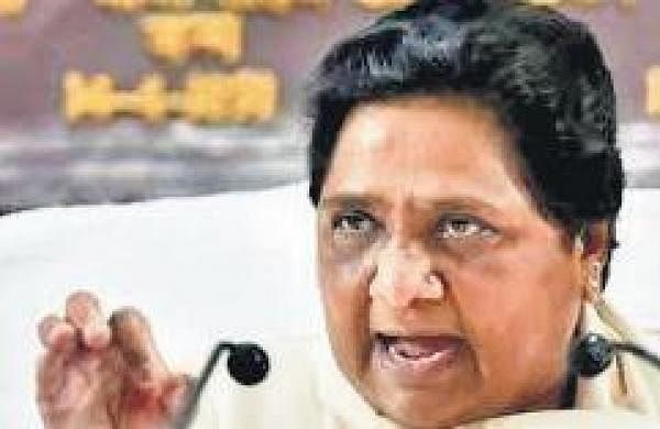 Mayawati extends support to bandh called by farmers against agri laws