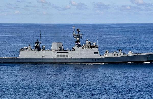 Indian Navy to deploy four warships in South China sea for twomonths