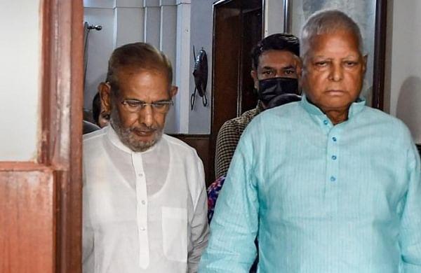 Lalu Prasad indicates return to active politics, endorses Chirag Paswan as LJP leader