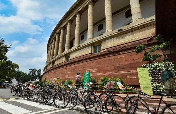 Rajya Sabha adjourned for day, passes Insolvency and Bankruptcy Code (Amendment) Bill