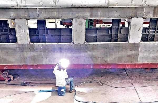 Indian Railwaysto start large scale production of AC coaches at ICF Chennai. Kapurthala