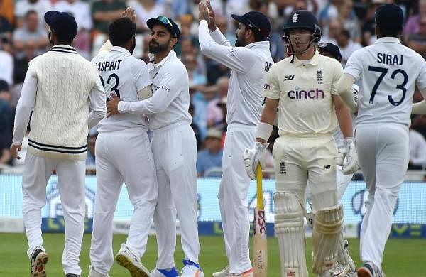 Indian pacers impress on opening morning of first Test against England
