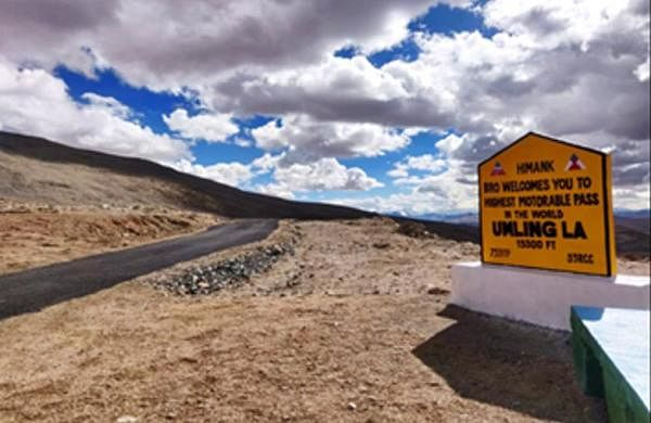 India builds world's highest road in Ladakh at 19,300 ft, overtakes Bolivian record
