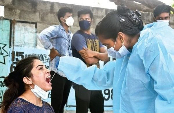 India reports30,570 COVID-19 cases, 431 deaths in last 24 hours