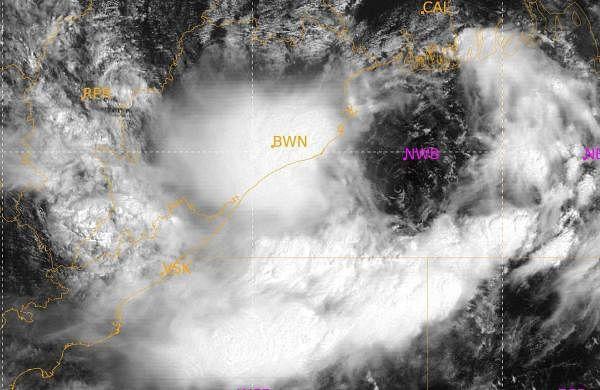 Deep depression crosses Odisha coast; to bring heavy rainfall over central, west India: IMD