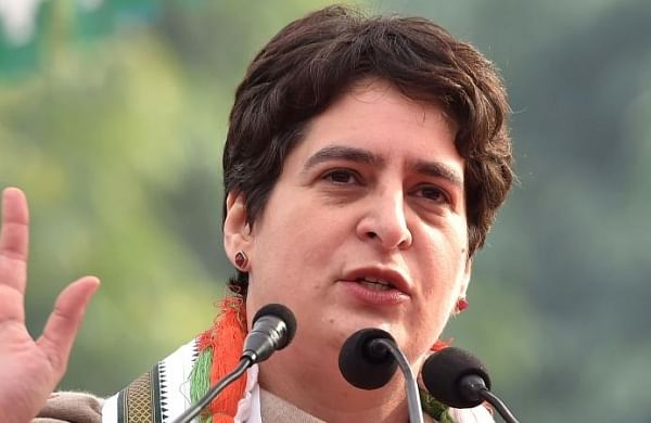 Wrong time to visit UP, should a ticket for Punjab be arranged: BJP to Priyanka