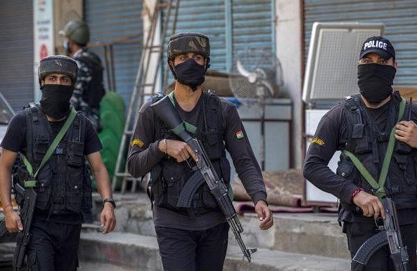 Police foilterror attack plot in Jammu,TRF man held