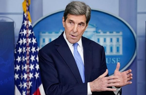 Told Indian government it is 'urgent' to raise climate ambitions further: John Kerry