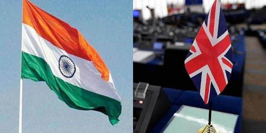 India, UK aim to start FTA talks by November 1; eye early harvest trade deal- The New Indian Express