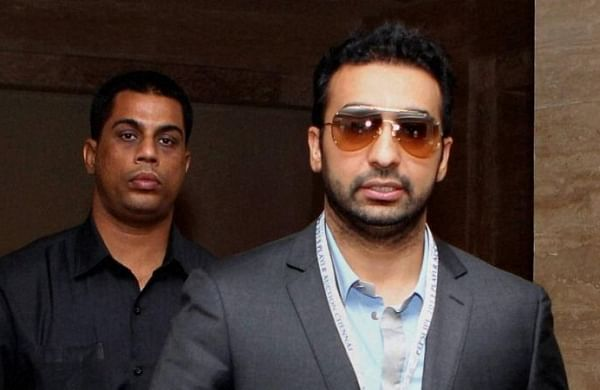 Raj Kundra walks out of Mumbai jail after bail in pornographic films case