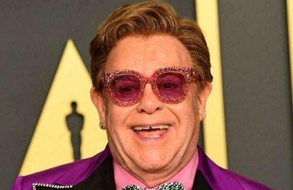 Elton John reschedules European and UK leg of tour after hip injury