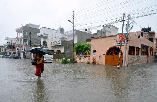 Seven dead as incessant rains lash Uttar Pradesh