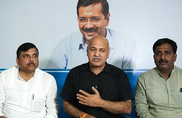 2022 UP polls: AAP promises 300 units Of free electricity, 24/7 power supply