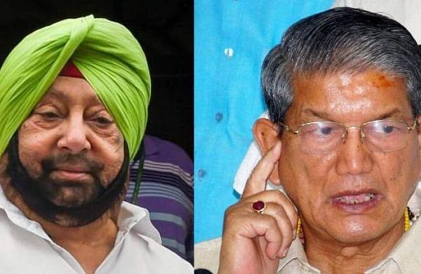 Punjab Congress crisis: Harish Rawat to reach Chandigarh for legislative party meeting