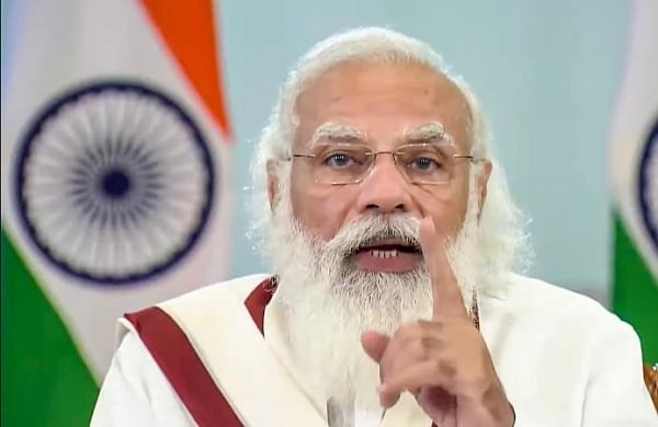 Why did some political parties develop a 'fever' after India administered record 2.5 crore vaccines,asks PM Modi