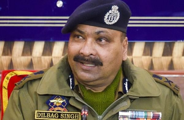 Recruitment by militant groups has come down considerably in Kashmir: Police chief