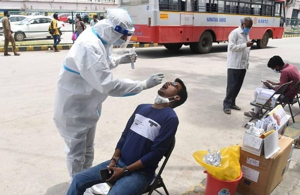 Single-dayrise of 30,256 new COVID-19 infections, 295 deaths, push India's tally of cases to 3.34 crore