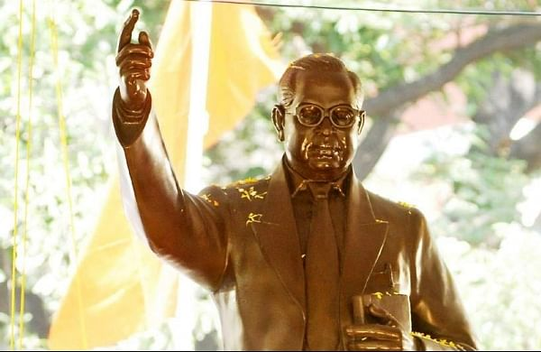 Man held in Punjab for trying to damage Ambedkar statue, CM Channi condemns incident