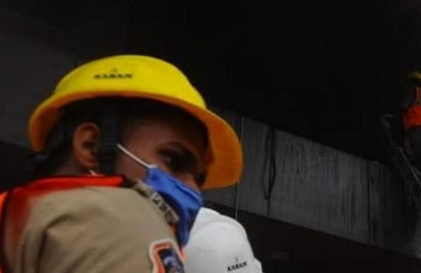 Mumbai: Woman dies of suffocation after fire breaks out in building in Khar