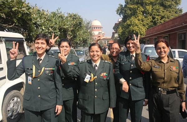 'Induction can't be postponed': SC refuses Centre's plea to allow women in NDA exam from 2022