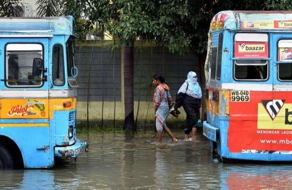 No respite in sight for south Bengal as Met departmentpredicts more rainfall till Sept22