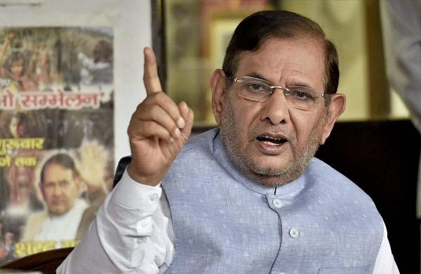 Sharad Yadav to return to JD-U? Party inbid to bring back formerleaders