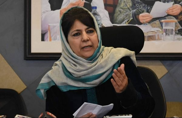 Centre disempowering people of Kashmir, says PDP chief Mehbooba Mufti