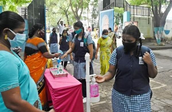 India reports31,382 new Covid-19 infections,active cases lowest in 188 days